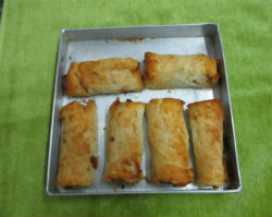Savory Bread Rolls