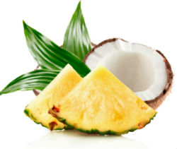 Pineapple Coconut Drink