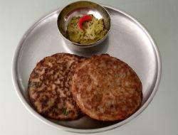 Multigrain Kadai Pancake