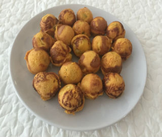 Non Deep Fried Potato Bonda
