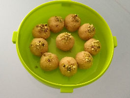 3-in-1 Laddoos